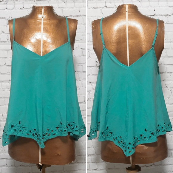 Fabletics Tops - Fabletics Brice Semi Cropped Tank NWT